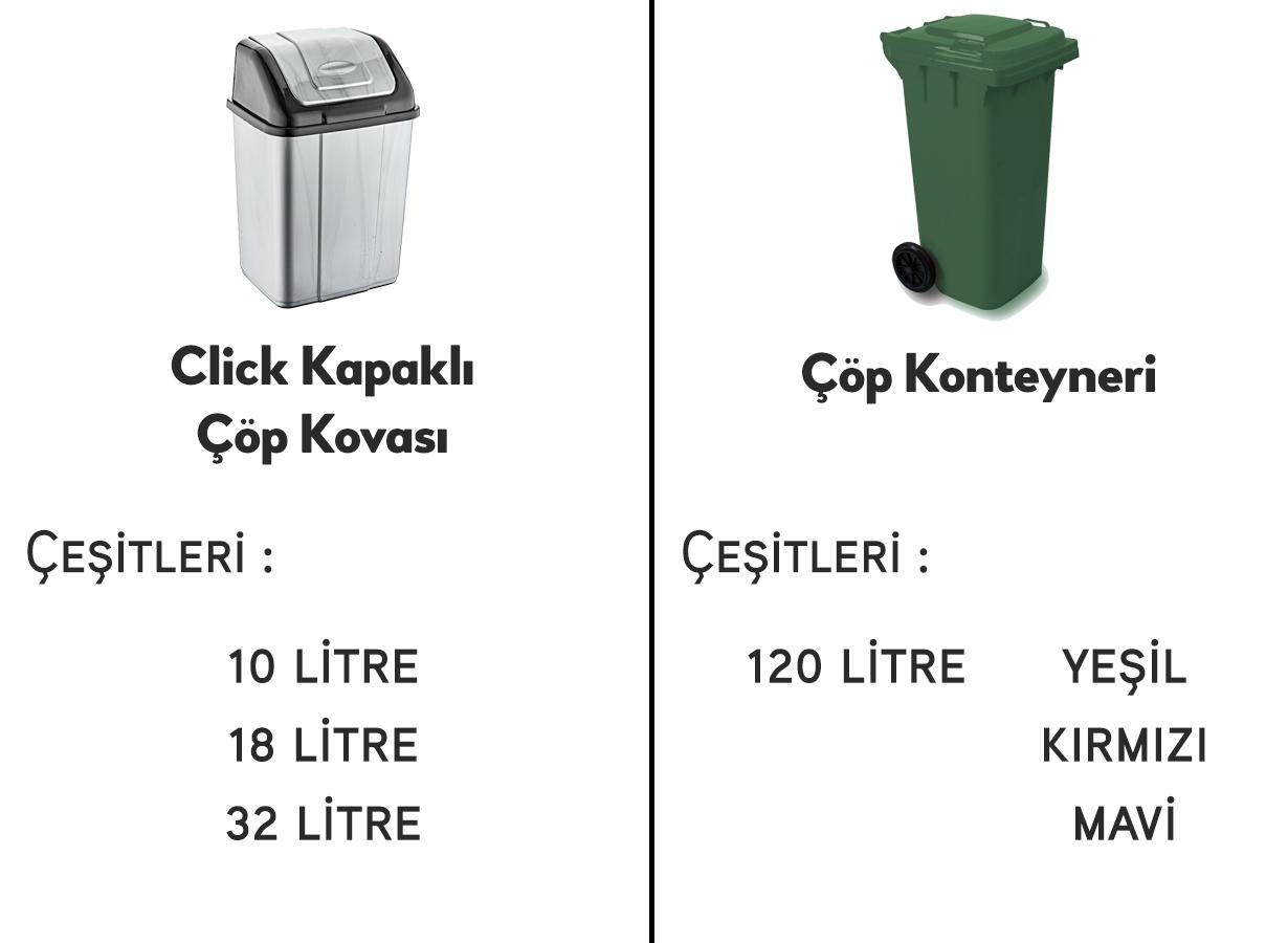 Çöp Kovaları