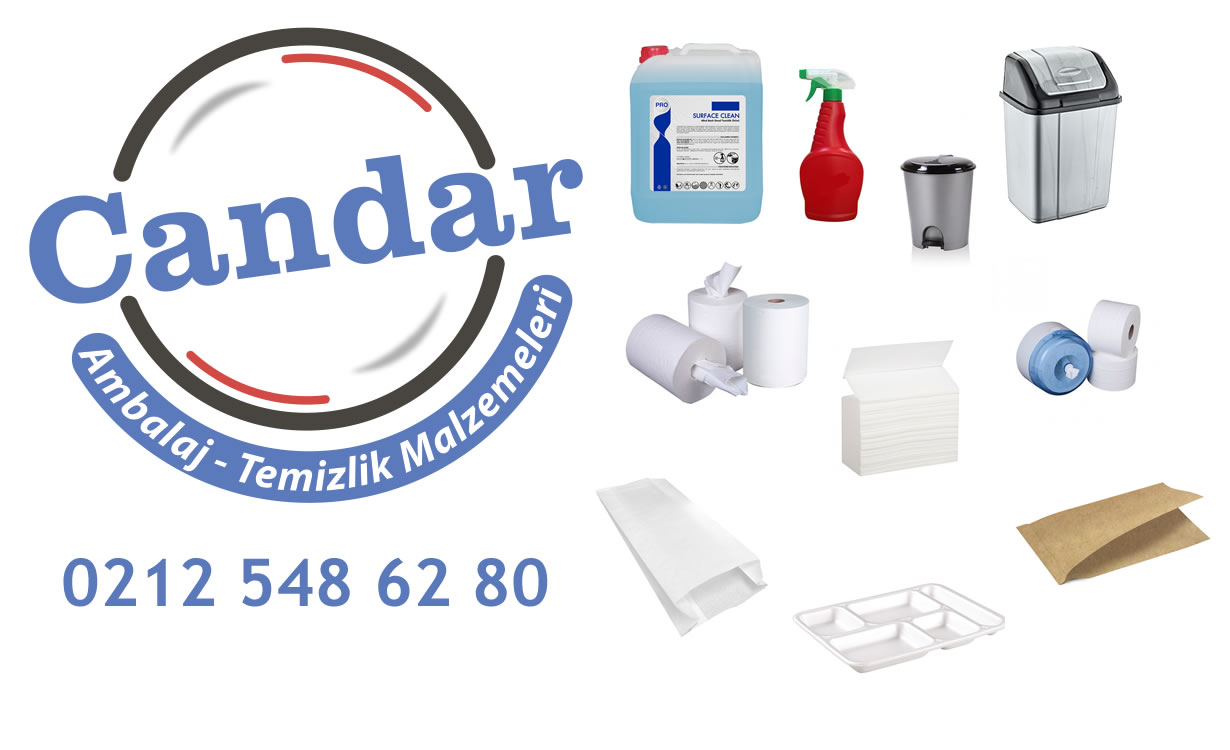 Küçükçekmece Halkalı Endüstriyel Temizlik Malzemeleri