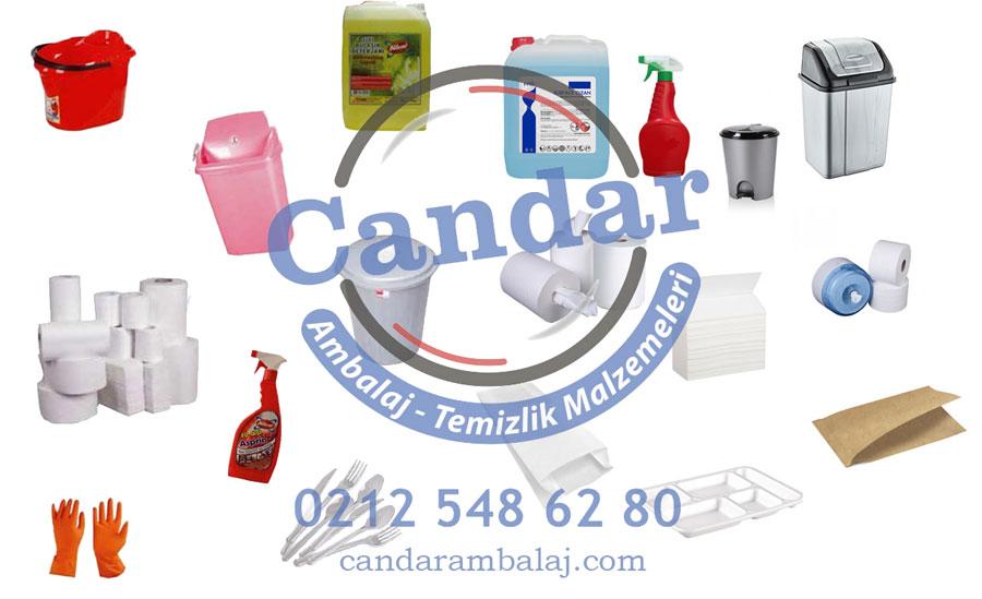 Küçükçekmece İstasyon Temizlik - Ambalaj Ürünler